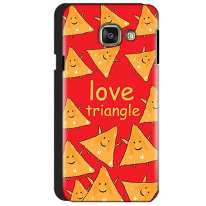 Samsung Galaxy A3 2016 Mobile Covers Cases Love Triangle - Lowest Price - Paybydaddy.com