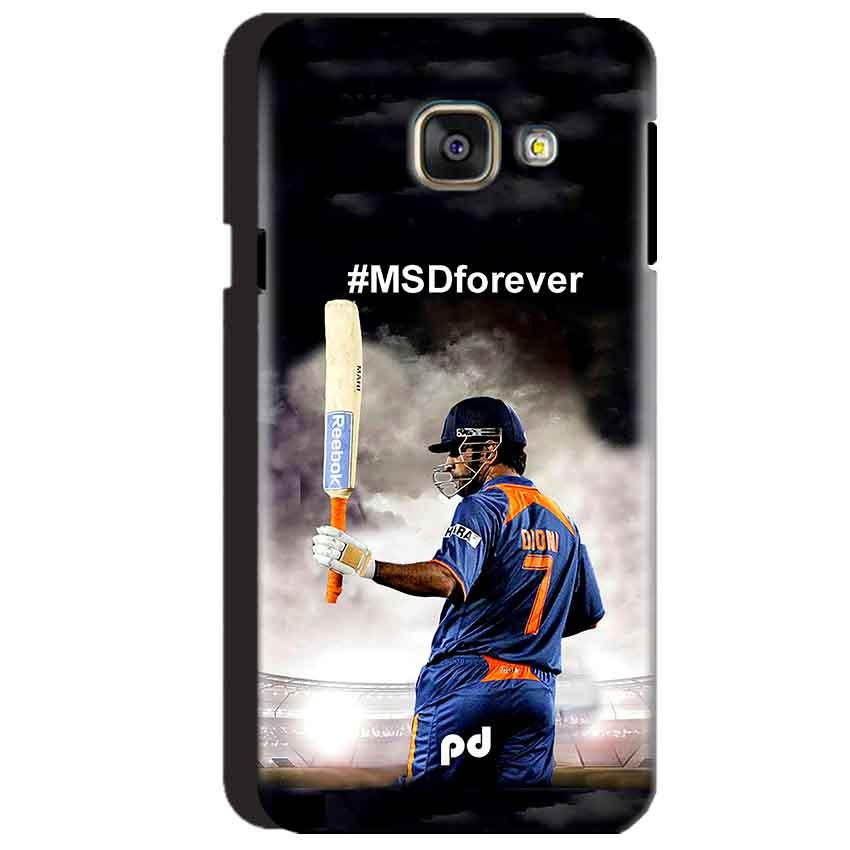 Samsung Galaxy A3 2016 Mobile Covers Cases MS dhoni Forever - Lowest Price - Paybydaddy.com