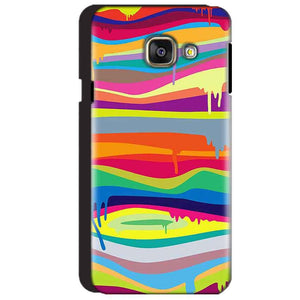 Samsung Galaxy A3 2016 Mobile Covers Cases Melted colours - Lowest Price - Paybydaddy.com