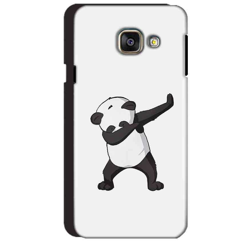 Samsung Galaxy A3 2016 Mobile Covers Cases Panda Dab - Lowest Price - Paybydaddy.com
