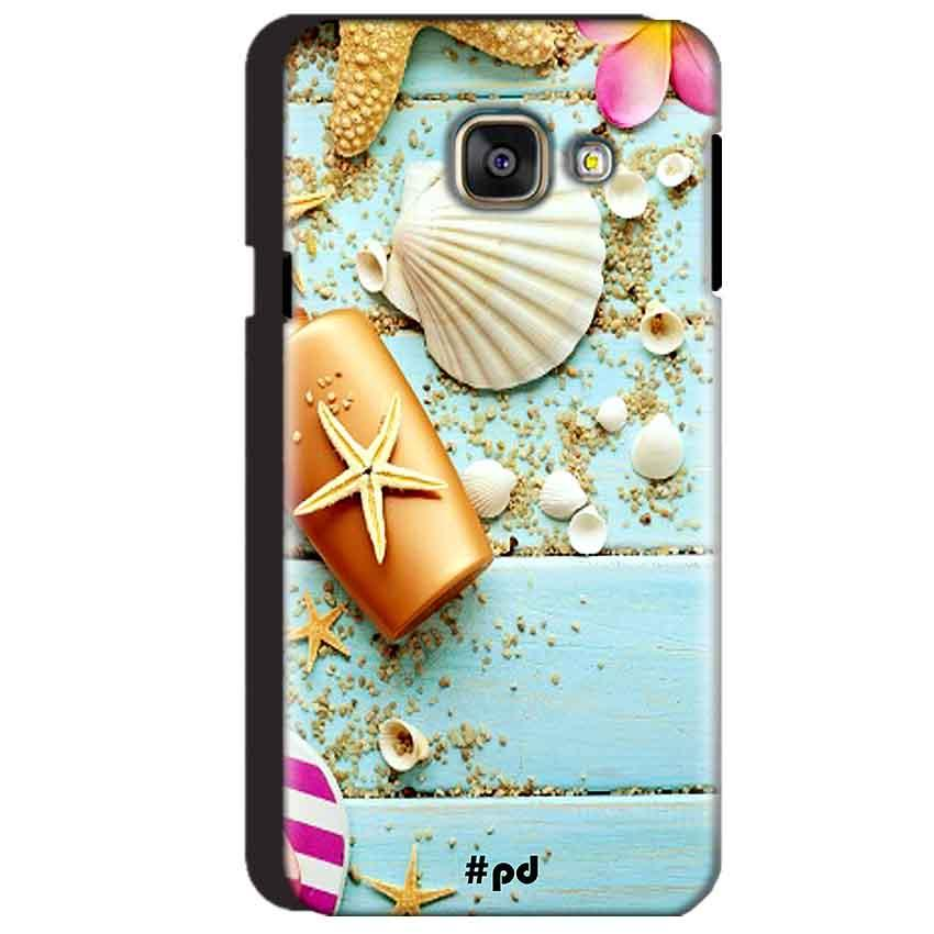 Samsung Galaxy A3 2016 Mobile Covers Cases Pearl Star Fish - Lowest Price - Paybydaddy.com