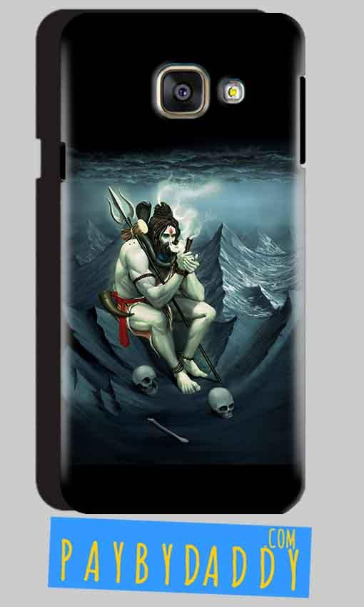 Samsung Galaxy A3 2016 Mobile Covers Cases Shiva Smoking - Lowest Price - Paybydaddy.com