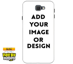 Customized Samsung Galaxy J7 Prime Mobile Phone Covers & Back Covers with your Text & Photo