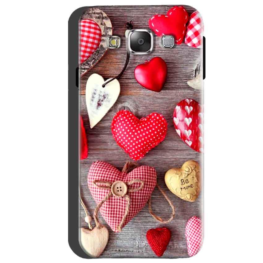 Samsung Galaxy A5 2015 Mobile Covers Cases Hearts- Lowest Price - Paybydaddy.com