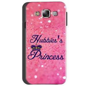 Samsung Galaxy A5 2015 Mobile Covers Cases Hubbies Princess - Lowest Price - Paybydaddy.com