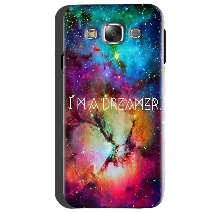 Samsung Galaxy A5 2015 Mobile Covers Cases I am Dreamer - Lowest Price - Paybydaddy.com