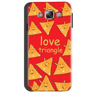 Samsung Galaxy A5 2015 Mobile Covers Cases Love Triangle - Lowest Price - Paybydaddy.com