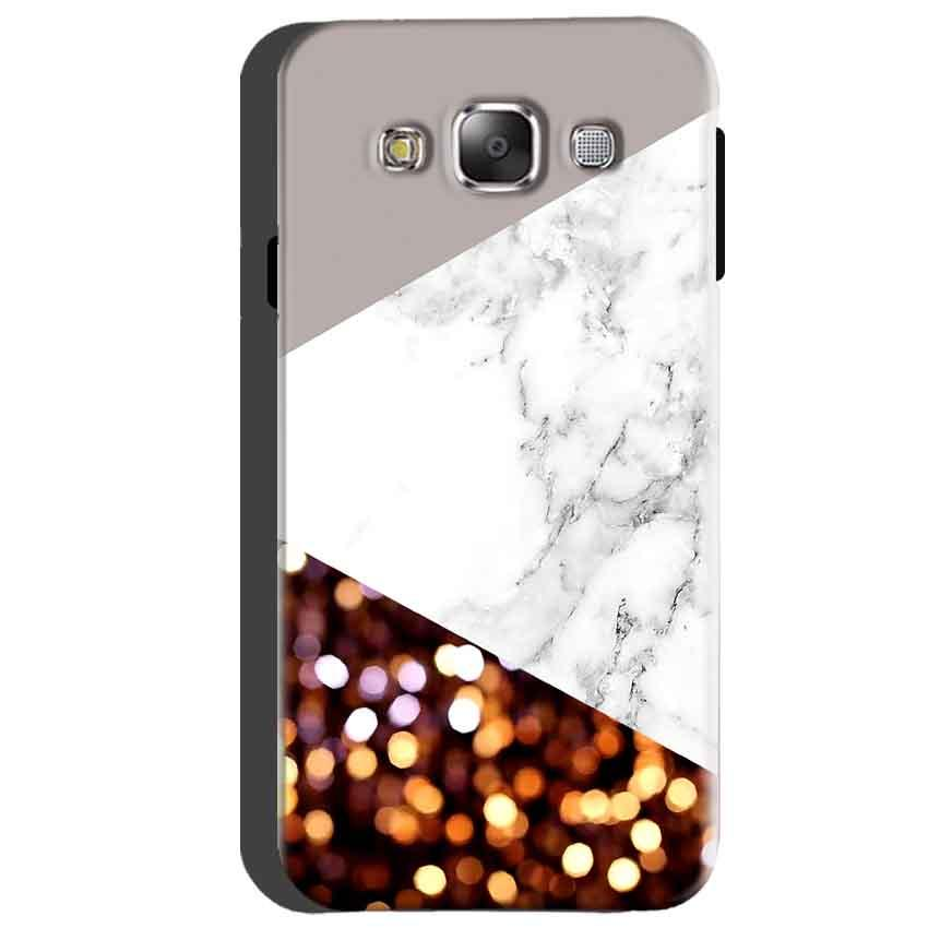 Samsung Galaxy A5 2015 Mobile Covers Cases MARBEL GLITTER - Lowest Price - Paybydaddy.com