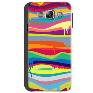 Samsung Galaxy A5 2015 Mobile Covers Cases Melted colours - Lowest Price - Paybydaddy.com