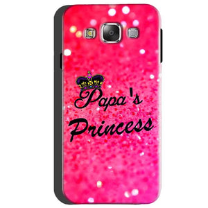 Samsung Galaxy A5 2015 Mobile Covers Cases PAPA PRINCESS - Lowest Price - Paybydaddy.com