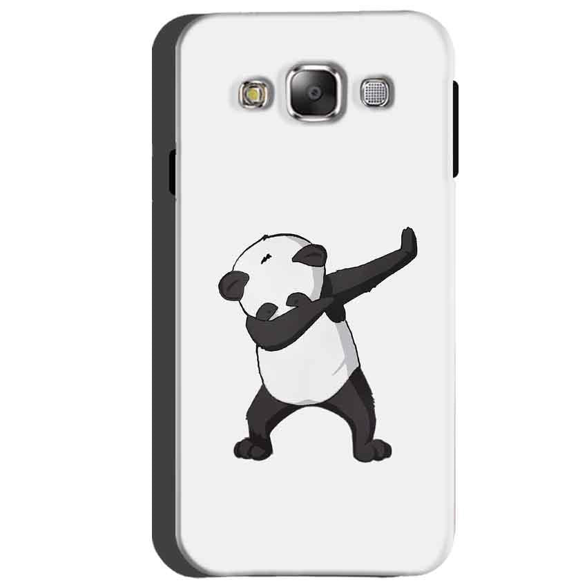 Samsung Galaxy A5 2015 Mobile Covers Cases Panda Dab - Lowest Price - Paybydaddy.com