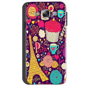 Samsung Galaxy A5 2015 Mobile Covers Cases Paris Sweet love - Lowest Price - Paybydaddy.com