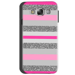 Samsung Galaxy A5 2015 Mobile Covers Cases Pink colour pattern - Lowest Price - Paybydaddy.com