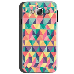 Samsung Galaxy A5 2015 Mobile Covers Cases Prisma coloured design - Lowest Price - Paybydaddy.com