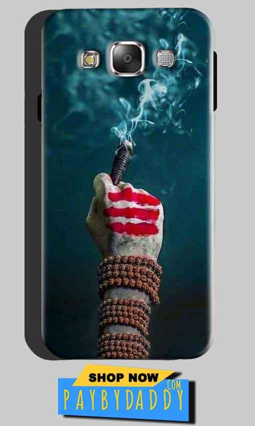 Samsung Galaxy A5 2015 Mobile Covers Cases Shiva Hand With Clilam - Lowest Price - Paybydaddy.com
