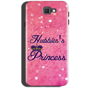 Samsung Galaxy A5 2016 Mobile Covers Cases Hubbies Princess - Lowest Price - Paybydaddy.com