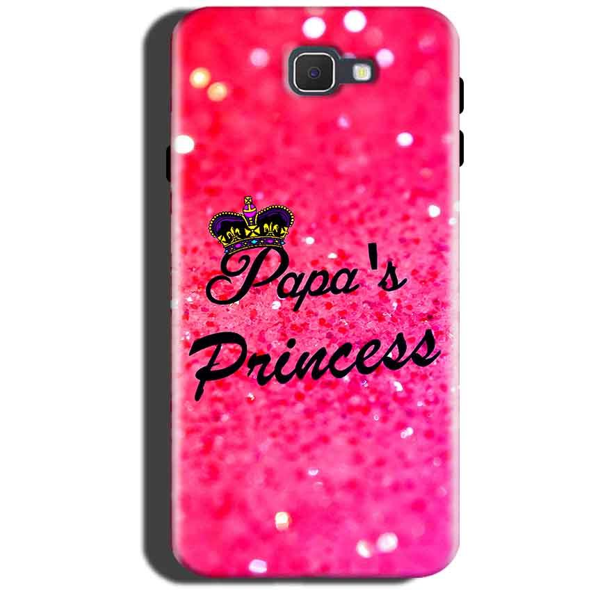 Samsung Galaxy A5 2016 Mobile Covers Cases PAPA PRINCESS - Lowest Price - Paybydaddy.com