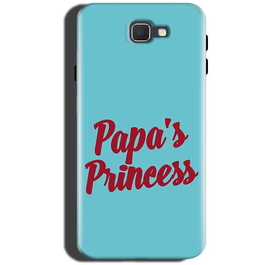 Samsung Galaxy A5 2016 Mobile Covers Cases Papas Princess - Lowest Price - Paybydaddy.com