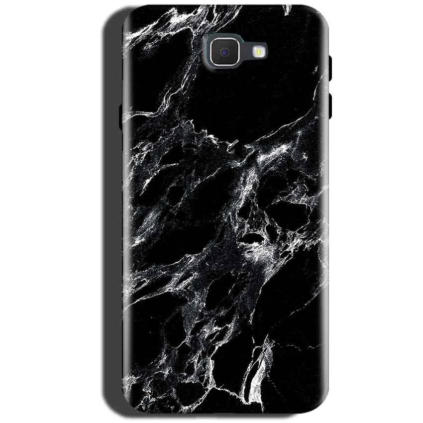 Samsung Galaxy A5 2016 Mobile Covers Cases Pure Black Marble Texture - Lowest Price - Paybydaddy.com