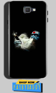 Samsung Galaxy A5 2016 Mobile Covers Cases Shiva Aghori Smoking - Lowest Price - Paybydaddy.com