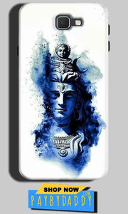 Samsung Galaxy A5 2016 Mobile Covers Cases Shiva Blue White - Lowest Price - Paybydaddy.com