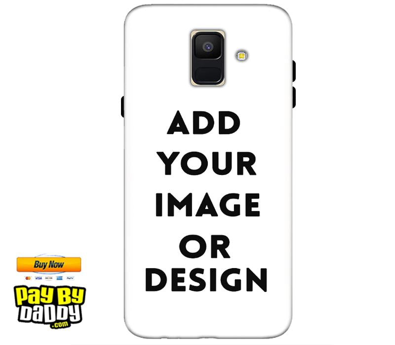 Customized Samsung Galaxy A6 Mobile Phone Covers & Back Covers with your Text & Photo