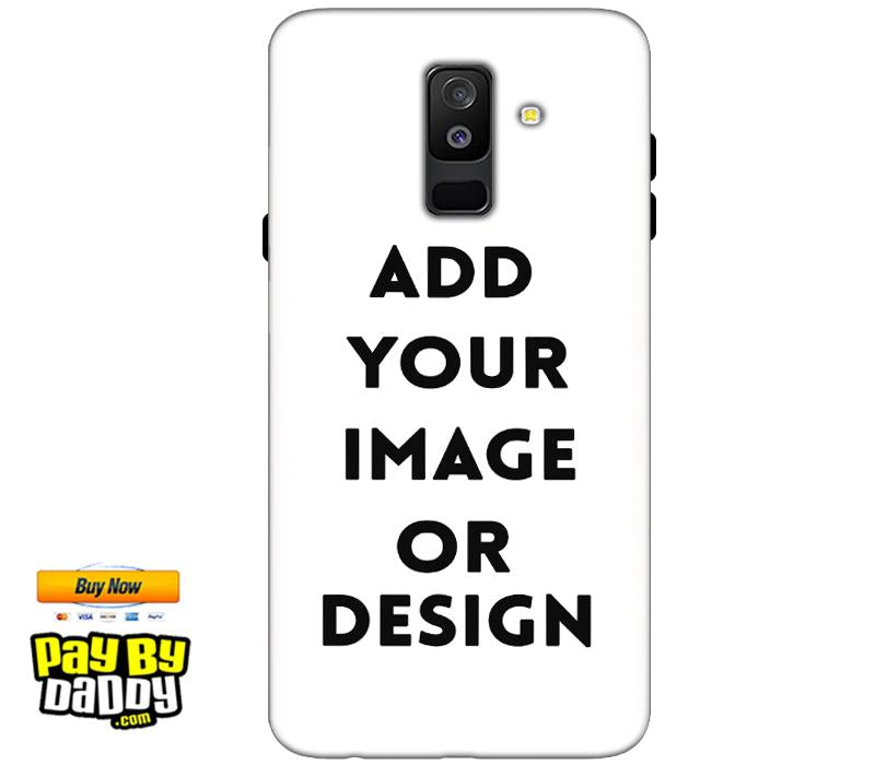 Customized Samsung Galaxy A6 Plus 2018 Mobile Phone Covers & Back Covers with your Text & Photo