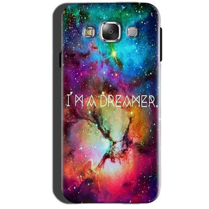 Samsung Galaxy A7 2015 Mobile Covers Cases I am Dreamer - Lowest Price - Paybydaddy.com