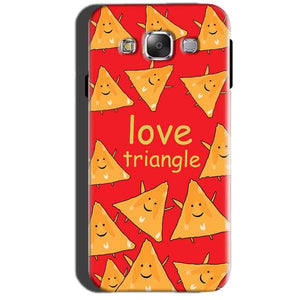 Samsung Galaxy A7 2015 Mobile Covers Cases Love Triangle - Lowest Price - Paybydaddy.com