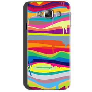 Samsung Galaxy A7 2015 Mobile Covers Cases Melted colours - Lowest Price - Paybydaddy.com