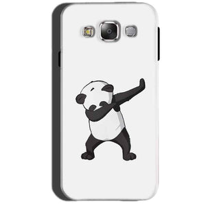 Samsung Galaxy A7 2015 Mobile Covers Cases Panda Dab - Lowest Price - Paybydaddy.com