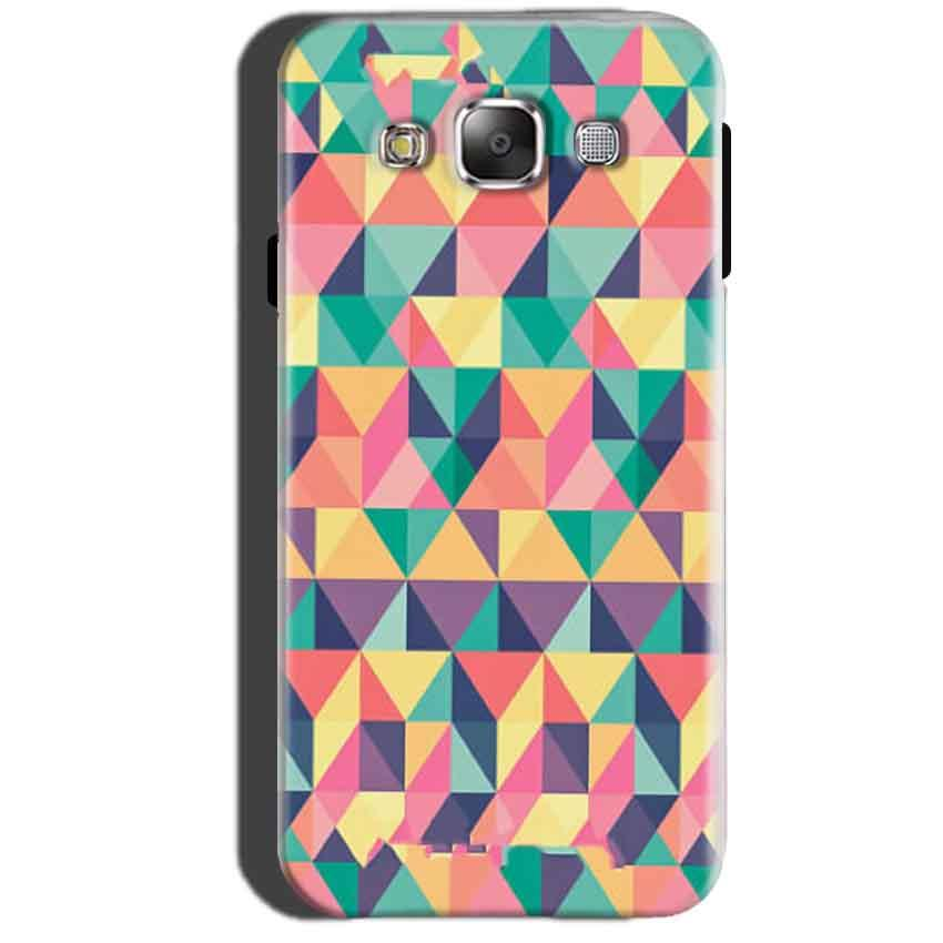 Samsung Galaxy A7 2015 Mobile Covers Cases Prisma coloured design - Lowest Price - Paybydaddy.com