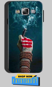 Samsung Galaxy A7 2015 Mobile Covers Cases Shiva Hand With Clilam - Lowest Price - Paybydaddy.com