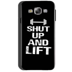 Samsung Galaxy A7 2015 Mobile Covers Cases Shut Up And Lift - Lowest Price - Paybydaddy.com