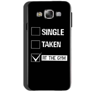 Samsung Galaxy A7 2015 Mobile Covers Cases Single Taken At The Gym - Lowest Price - Paybydaddy.com
