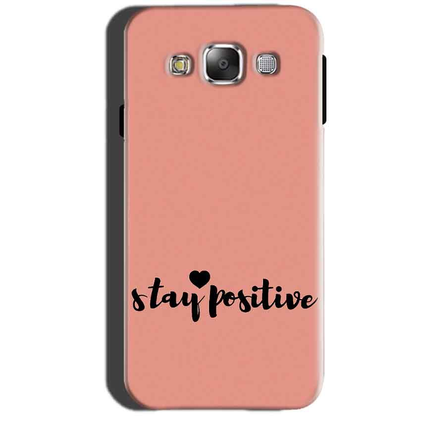 Samsung Galaxy A7 2015 Mobile Covers Cases Stay Positive - Lowest Price - Paybydaddy.com