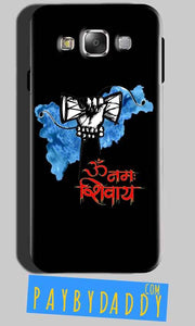Samsung Galaxy A7 2015 Mobile Covers Cases om namha shivaye with damru - Lowest Price - Paybydaddy.com