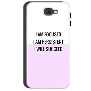 Samsung Galaxy A7 2016 Mobile Covers Cases I am Focused - Lowest Price - Paybydaddy.com