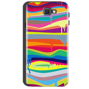 Samsung Galaxy A7 2016 Mobile Covers Cases Melted colours - Lowest Price - Paybydaddy.com