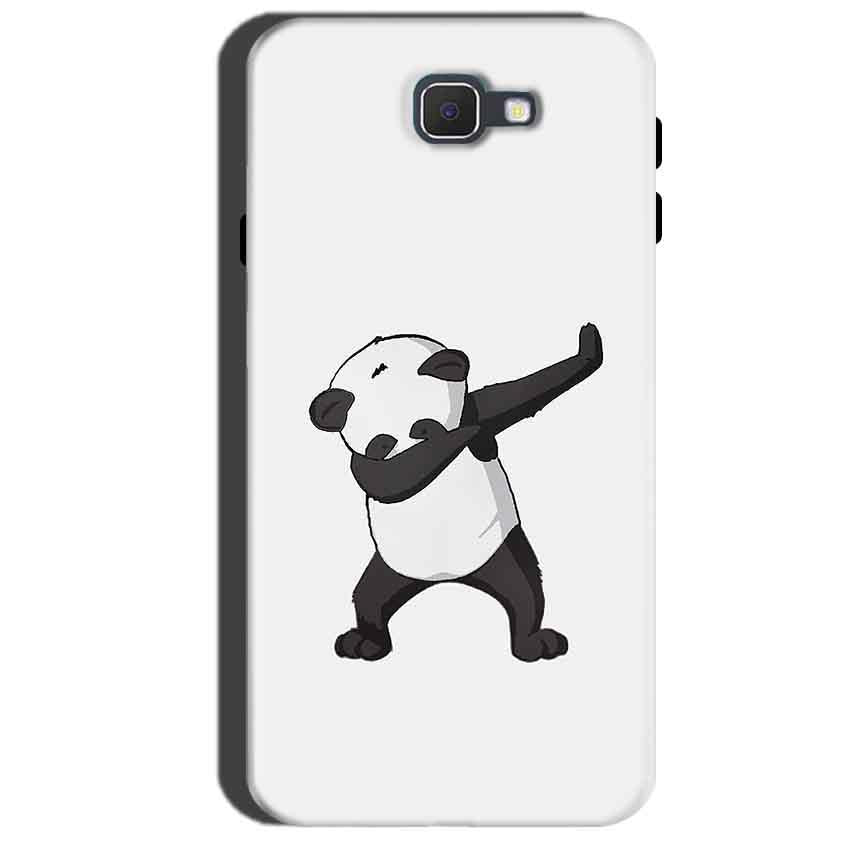 Samsung Galaxy A7 2016 Mobile Covers Cases Panda Dab - Lowest Price - Paybydaddy.com