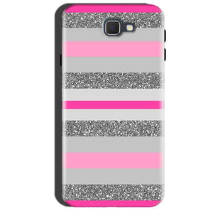 Samsung Galaxy A7 2016 Mobile Covers Cases Pink colour pattern - Lowest Price - Paybydaddy.com