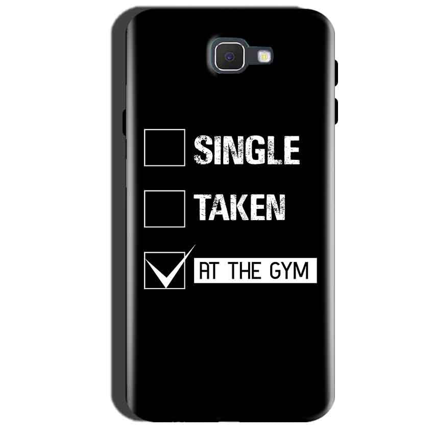 Samsung Galaxy A7 2016 Mobile Covers Cases Single Taken At The Gym - Lowest Price - Paybydaddy.com
