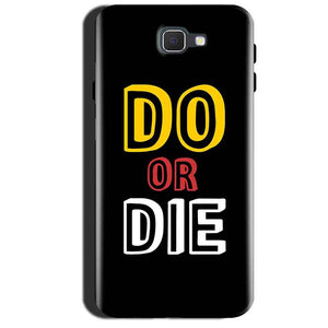Samsung Galaxy A7 2017 Mobile Covers Cases DO OR DIE - Lowest Price - Paybydaddy.com