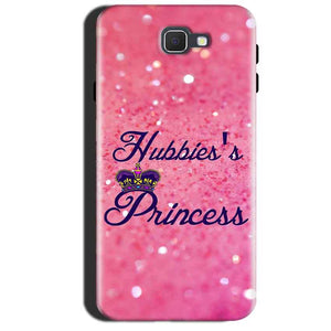 Samsung Galaxy A7 2017 Mobile Covers Cases Hubbies Princess - Lowest Price - Paybydaddy.com