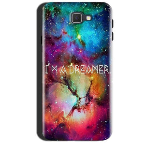 Samsung Galaxy A7 2017 Mobile Covers Cases I am Dreamer - Lowest Price - Paybydaddy.com
