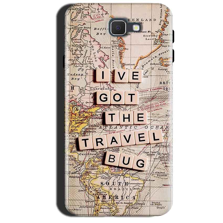 Samsung Galaxy A7 2017 Mobile Covers Cases Live Travel Bug - Lowest Price - Paybydaddy.com