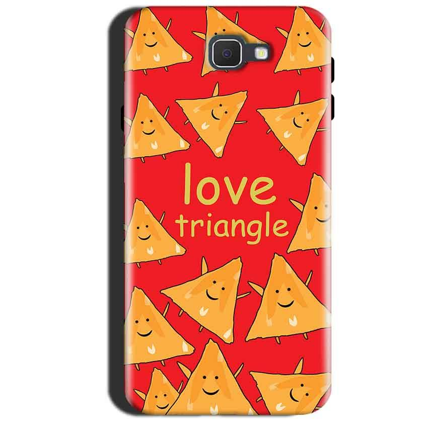 Samsung Galaxy A7 2017 Mobile Covers Cases Love Triangle - Lowest Price - Paybydaddy.com