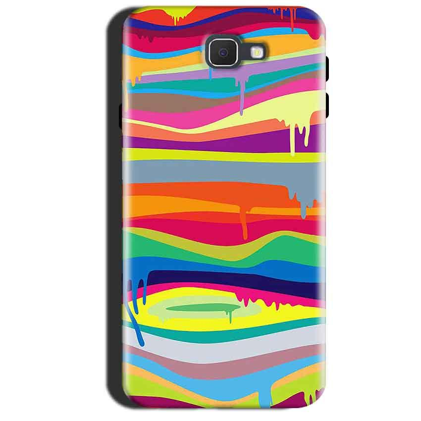 Samsung Galaxy A7 2017 Mobile Covers Cases Melted colours - Lowest Price - Paybydaddy.com