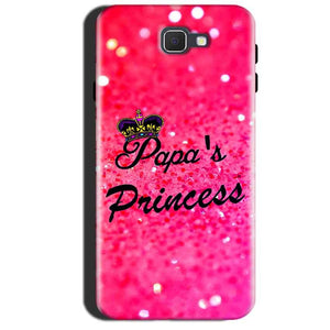 Samsung Galaxy A7 2017 Mobile Covers Cases PAPA PRINCESS - Lowest Price - Paybydaddy.com