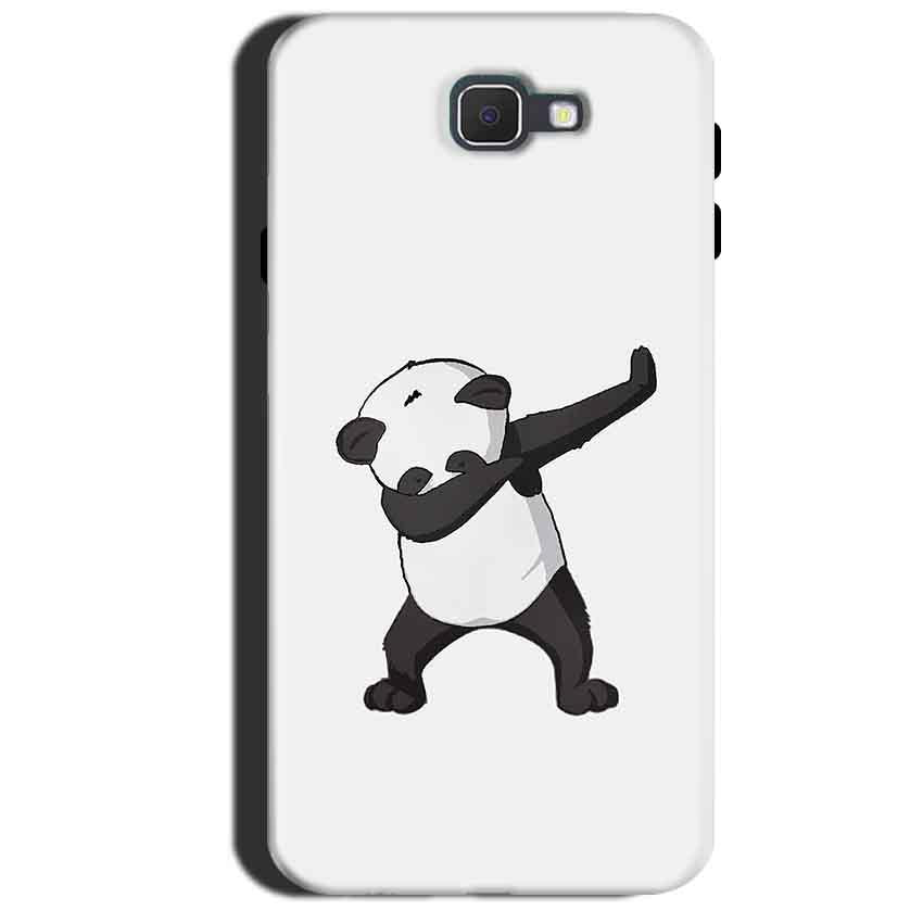 Samsung Galaxy A7 2017 Mobile Covers Cases Panda Dab - Lowest Price - Paybydaddy.com